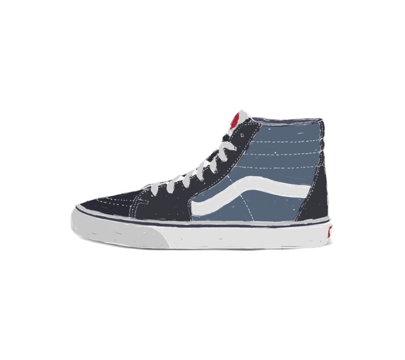 Sneakers Illustration 5