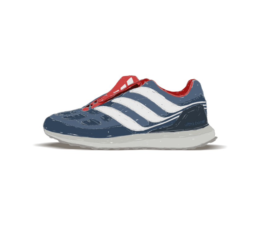 Sneakers Illustration 6