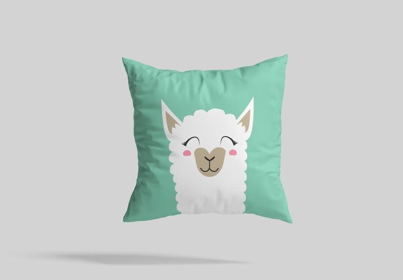 Be Like a Llama by lafifi_design 0