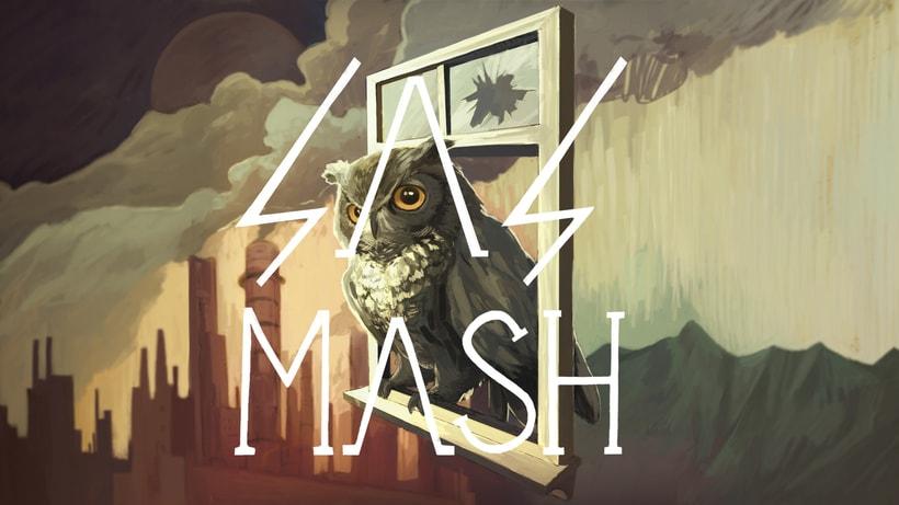 SAS MASH album cover art -1