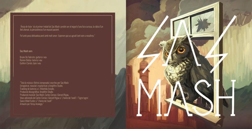 SAS MASH album cover art 0