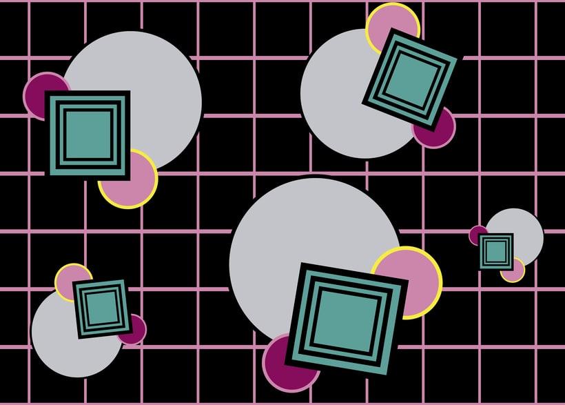 Neon squares 0