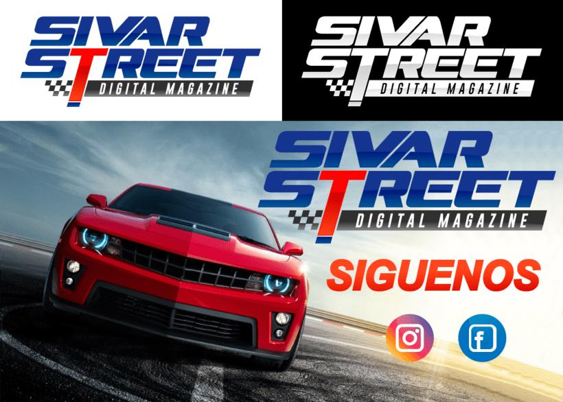 Sivar Street Magazine 0