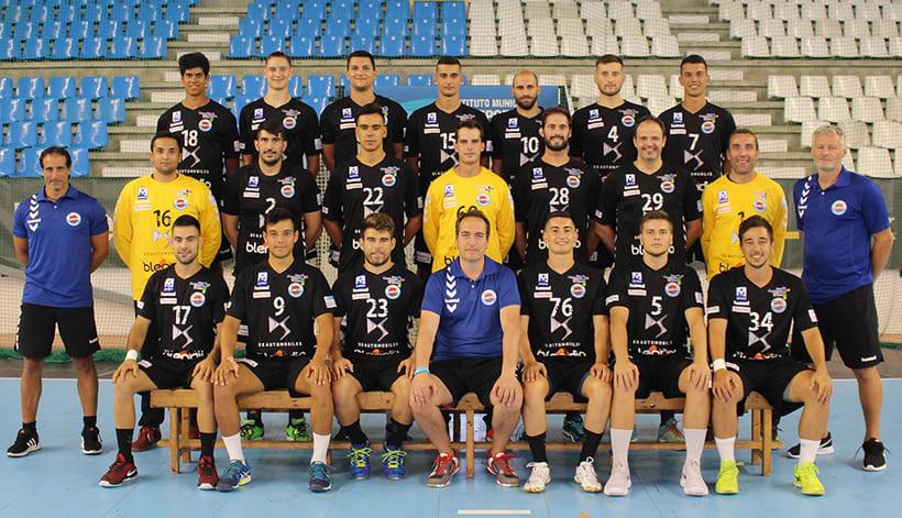 Club Balonmano SINFÍN - BRAND 2