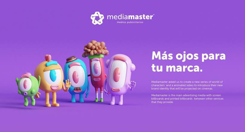 Mediamaster - Más Ojos Para Tu MarcaNuevo proyecto 0