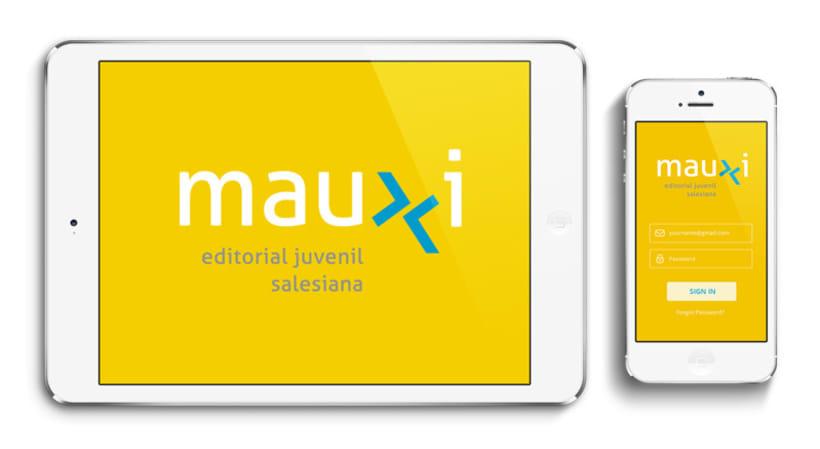 MAUXI - Editorial juvenil salesiana 1
