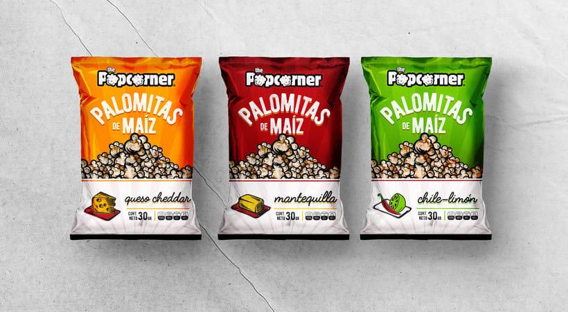 The Popcorner 5