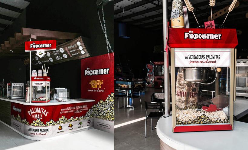The Popcorner 8