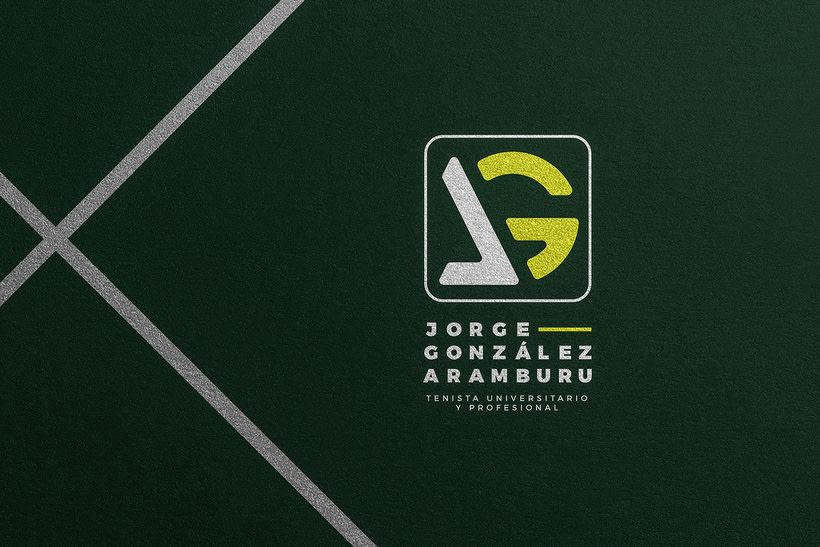 Jorge González Aramburu. Tenista Universitario y Profesional 2
