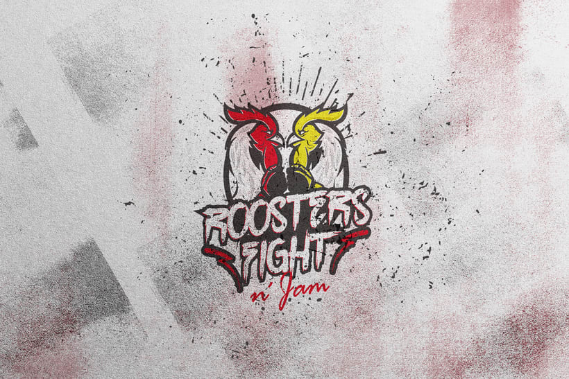 Rooster´s Fight n´jam 1