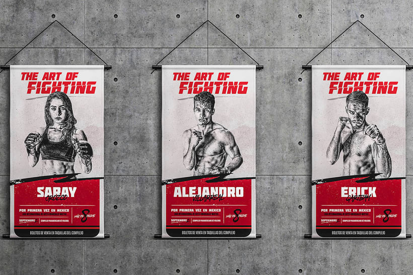 The Art of Fighting 9