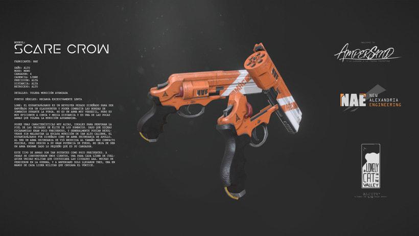 ScareCrow Revolver 1