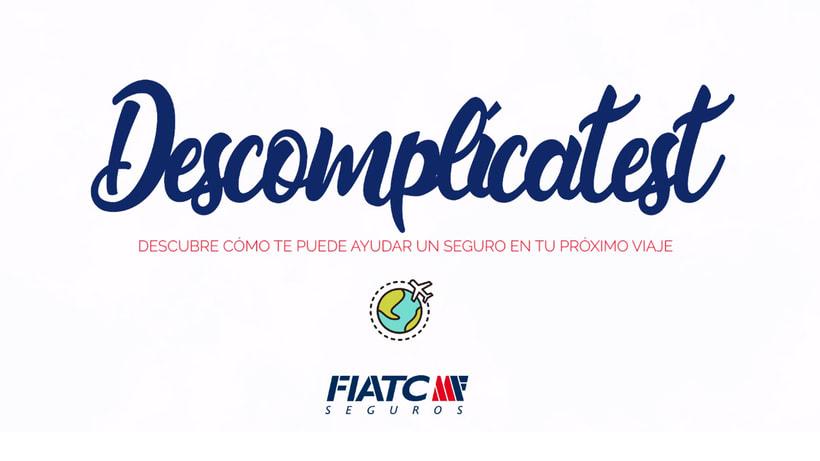 Vídeo Interactivo - Descomplícatest (Ganxoo Media para FIATC Seguros) -1