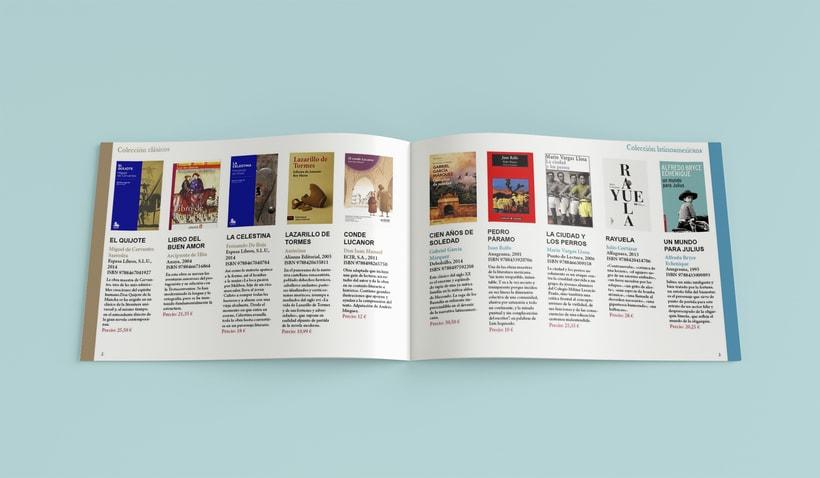 Catálogos y folletos 4
