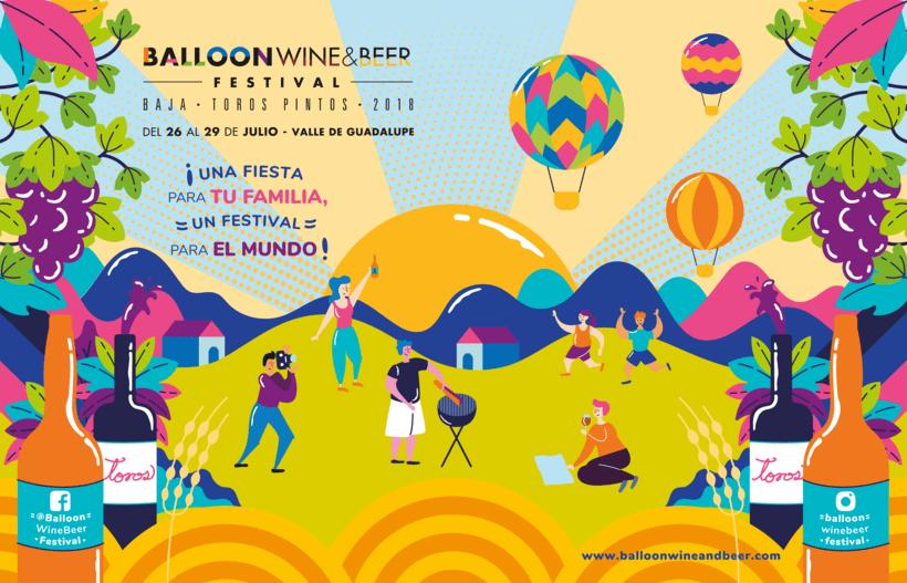 Balloon Wine & Beer Festival  0