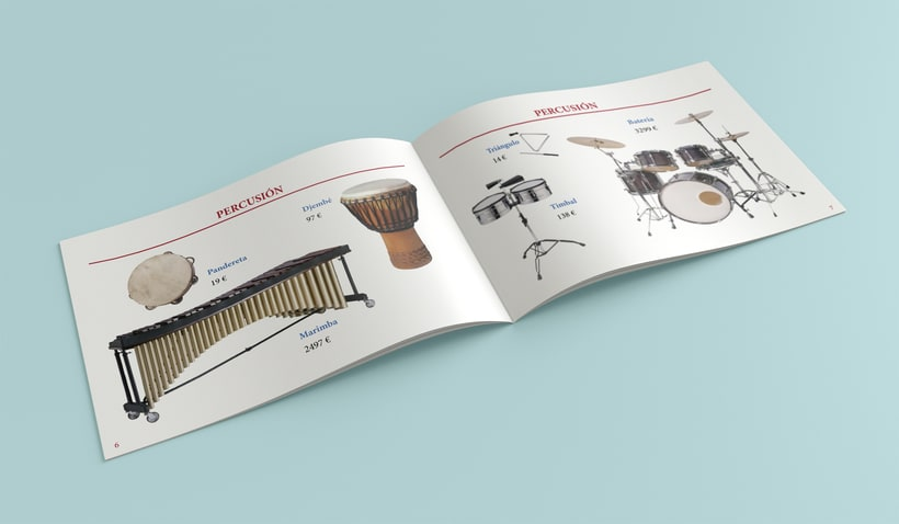 Catálogos y folletos 6