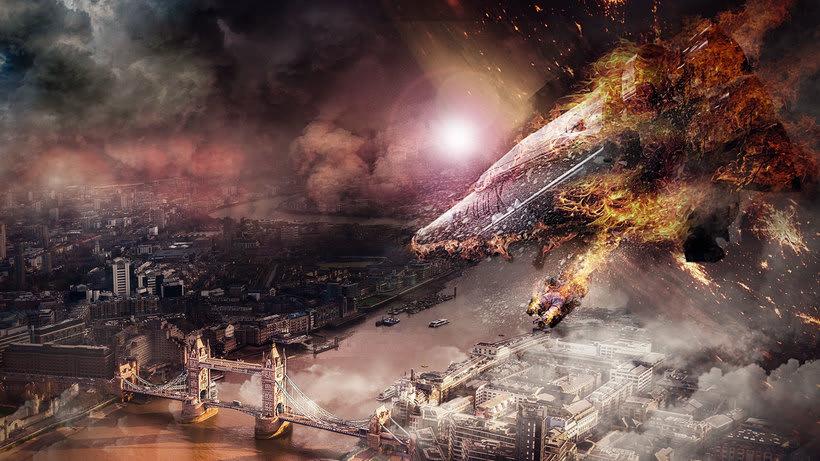 Explosión Espacial!! 1