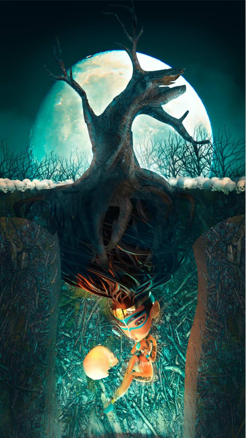 xatchell y el árbol de la vida 0