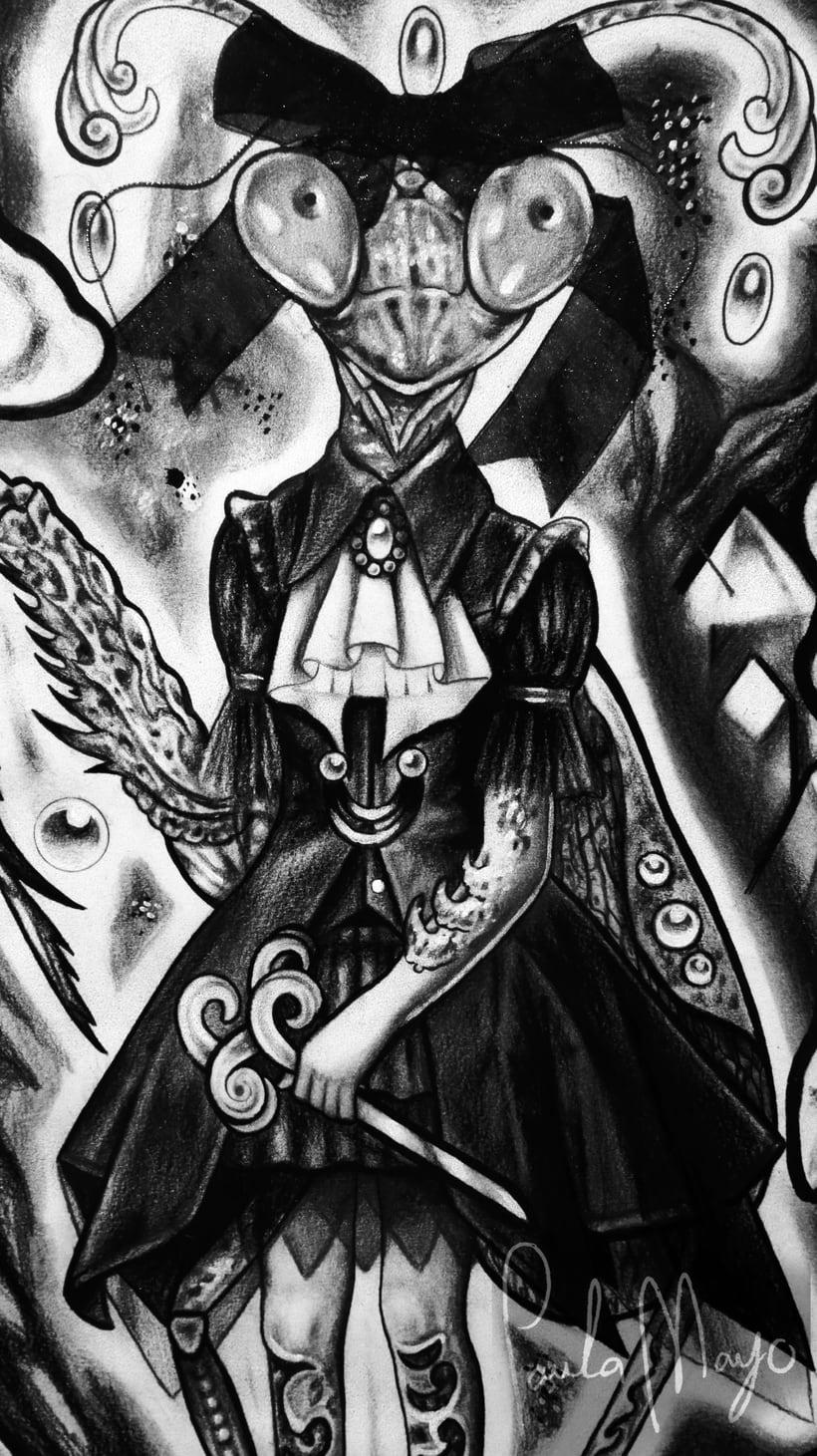 Antropomorfo Mantis by Paula Mayo 0