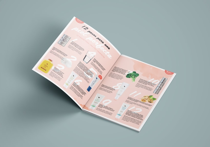 Revista Mensual Forever Living Products España & Portugal 2