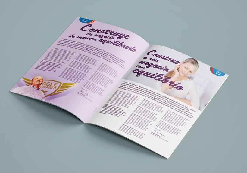 Revista Mensual Forever Living Products España & Portugal 3