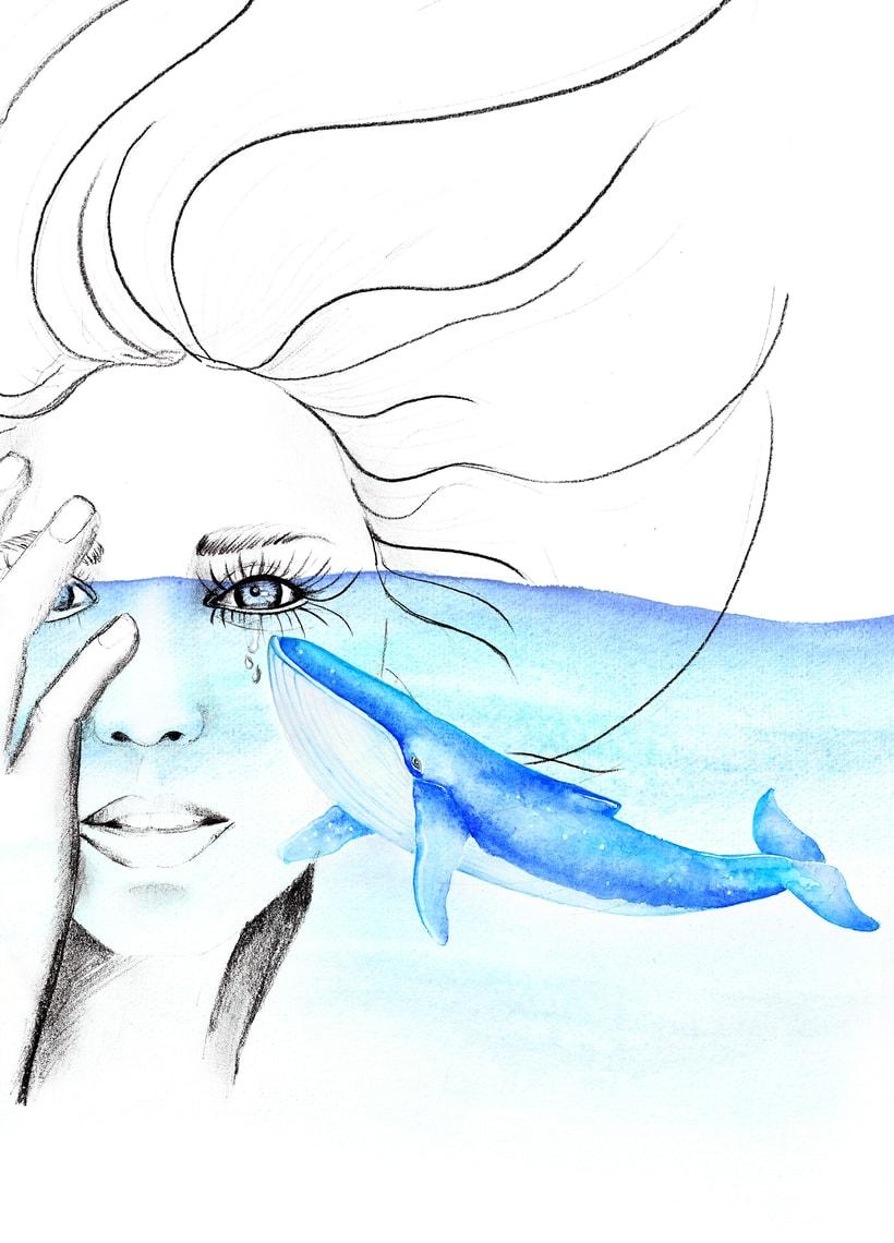 Por amor al Agua, a la naturaleza y los derechos de la mujer. 0