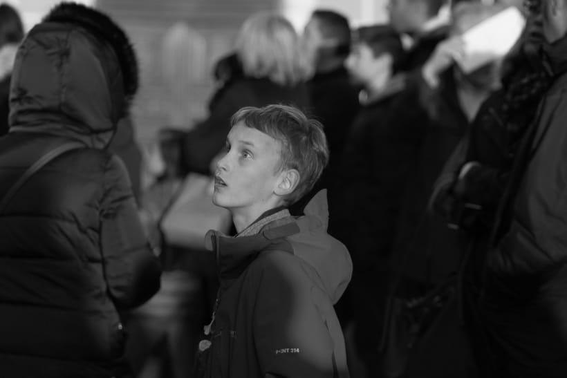 Fotografía documental: BLANCO Y NEGRO 3