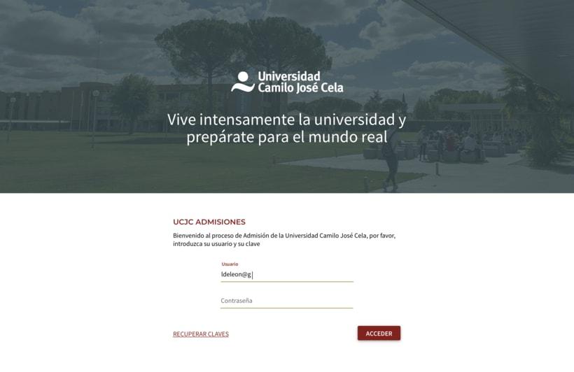 Universidad Camilo José Cela 0