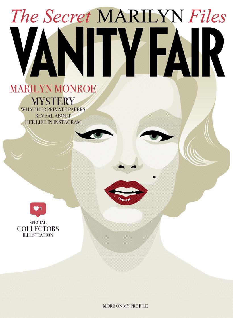 Marilyn Monroe  0