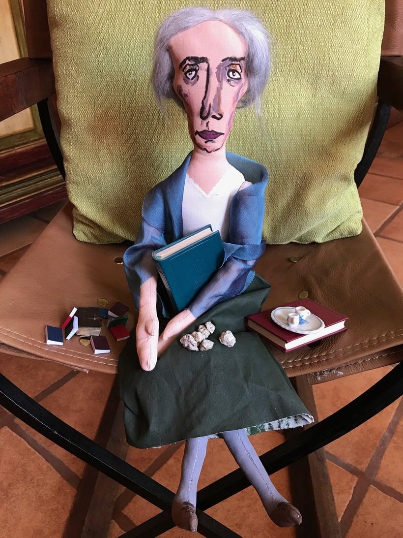Virginia Woolf y encargos para amigos y familiares 6