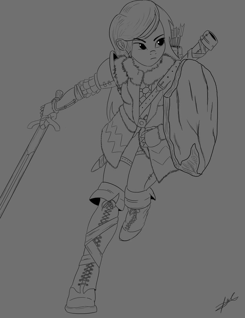 Aisha, The Hunter 7