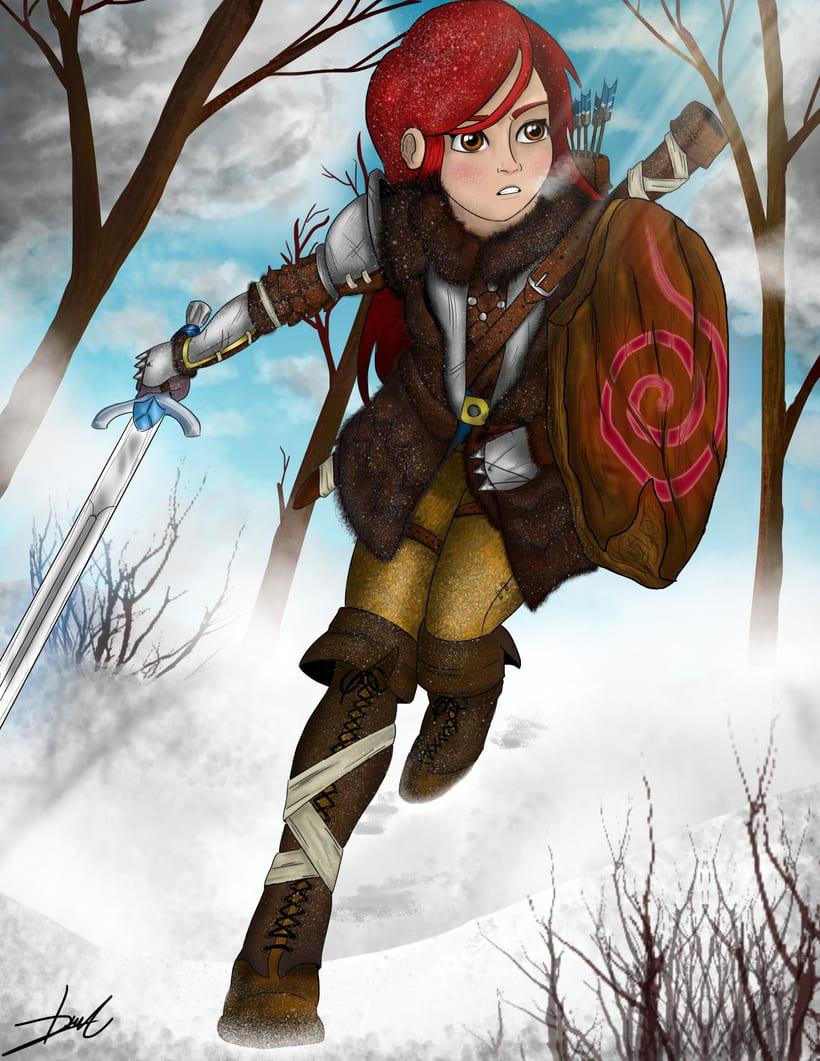 Aisha, The Hunter 1