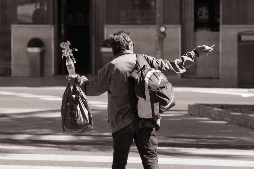 Fotografía documental: BLANCO Y NEGRO 11