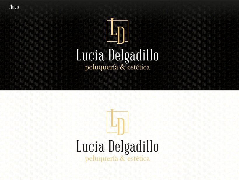 Lucia Delgadillo Imagen de marca 0