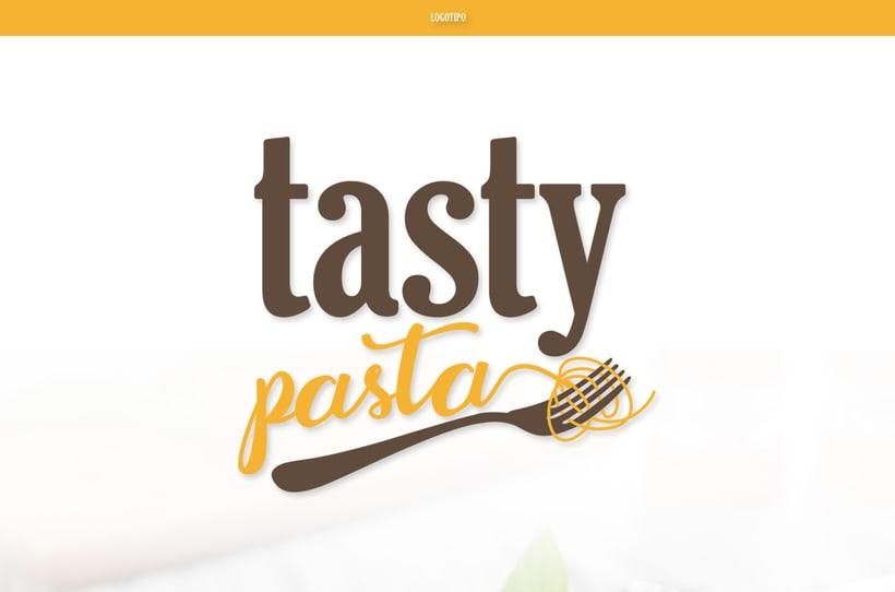 Branding Tasty Pasta 1