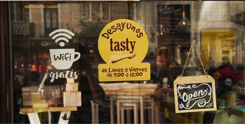 Branding Tasty Pasta 9