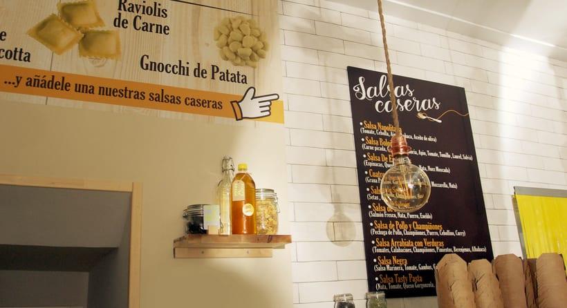 Branding Tasty Pasta 12
