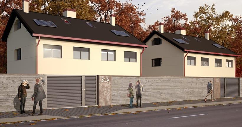 Viviendas pareadas en Ciudad Real 2
