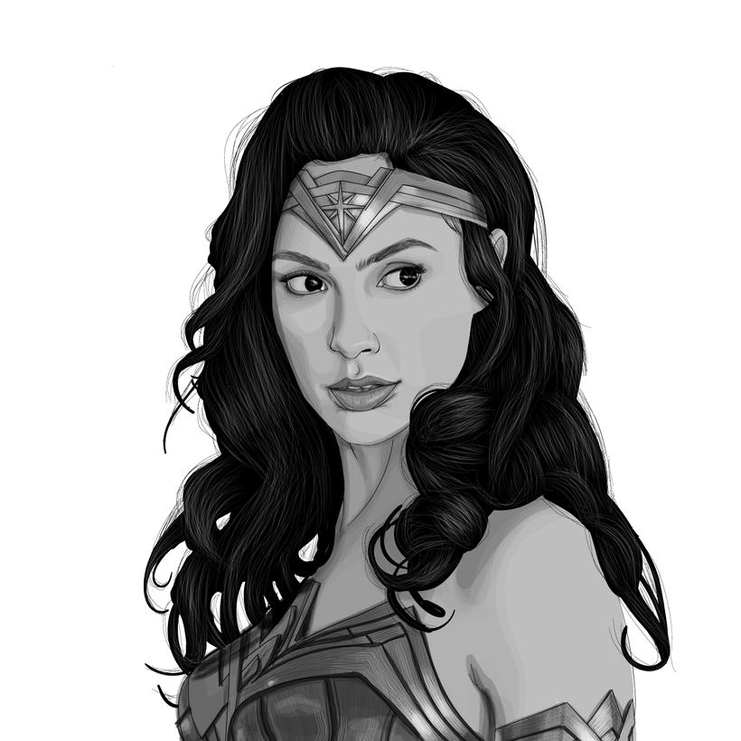Mujer Maravilla 0
