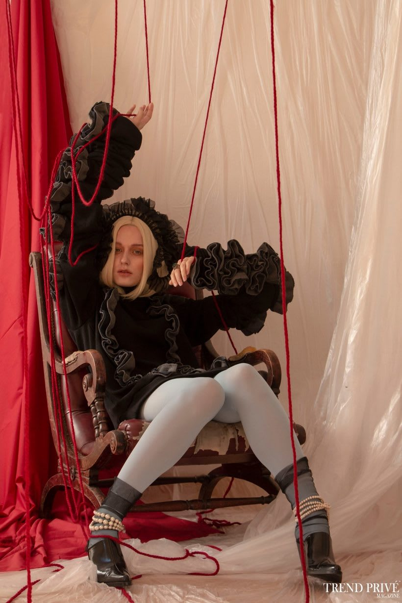 Editorial Marionette´s Soul  4