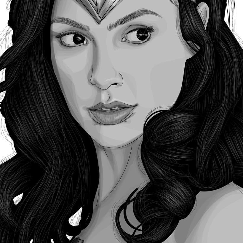 Mujer Maravilla 16