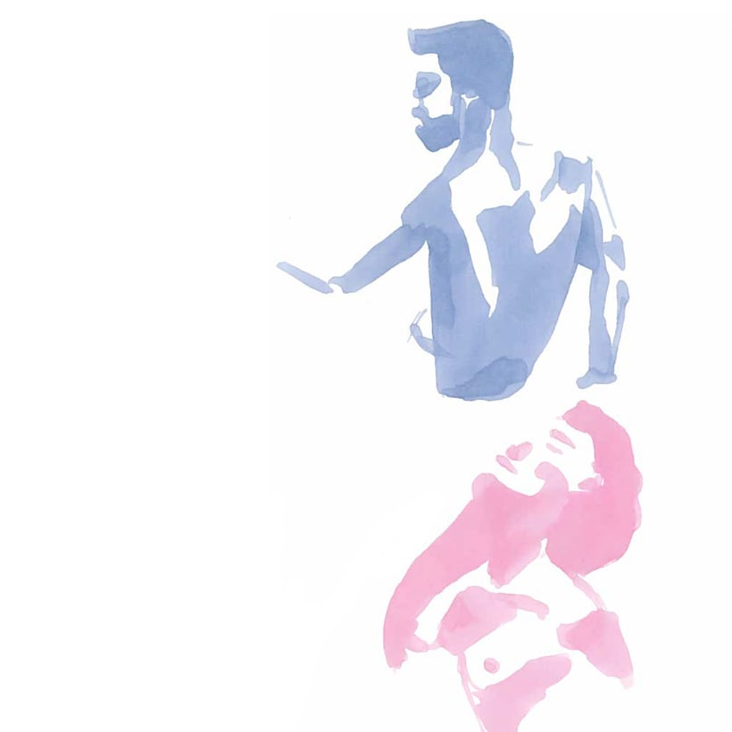 Retratos y posturas Live Drawing Sesions 2
