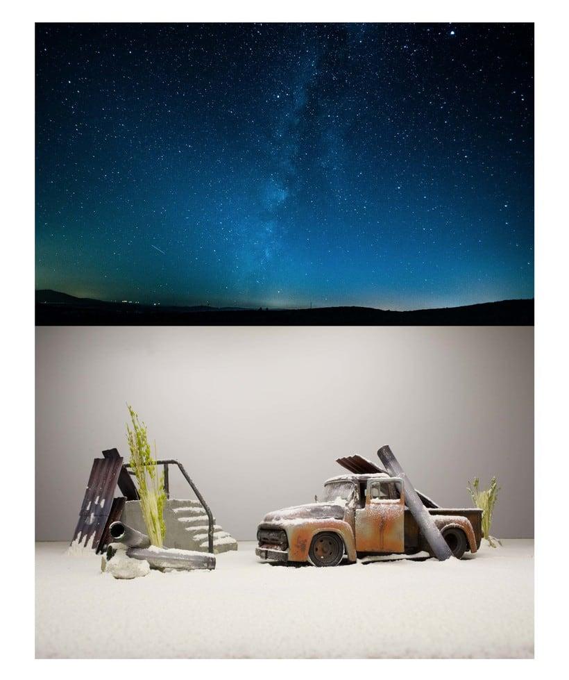 """""""Los restos del Hangar"""". Mi proyecto final de fotografía creativa a escala 8"""