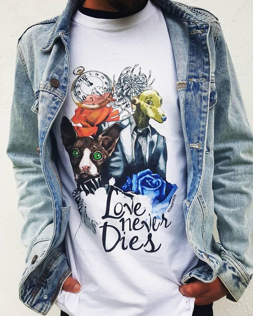 Love never dies 4