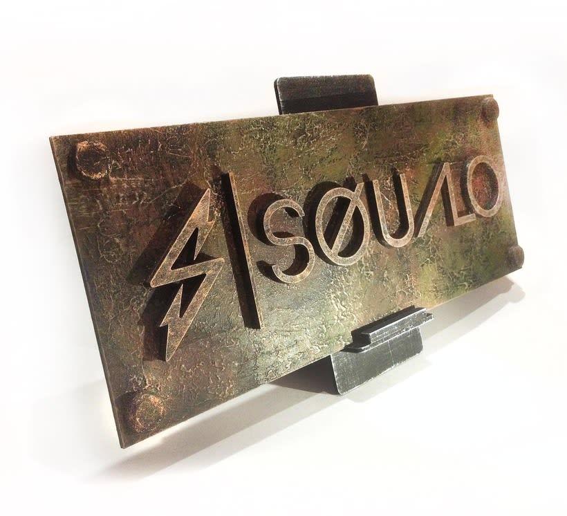 Logotipo Squalo 27