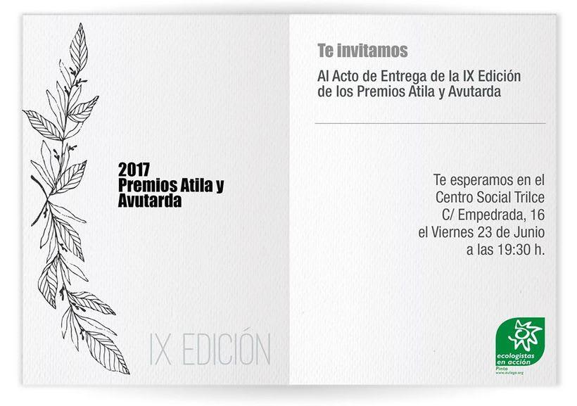 Diseño de Cartelería y Fotografía para Ecologistas en Acción 5