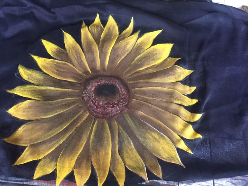 Pintura textil 2