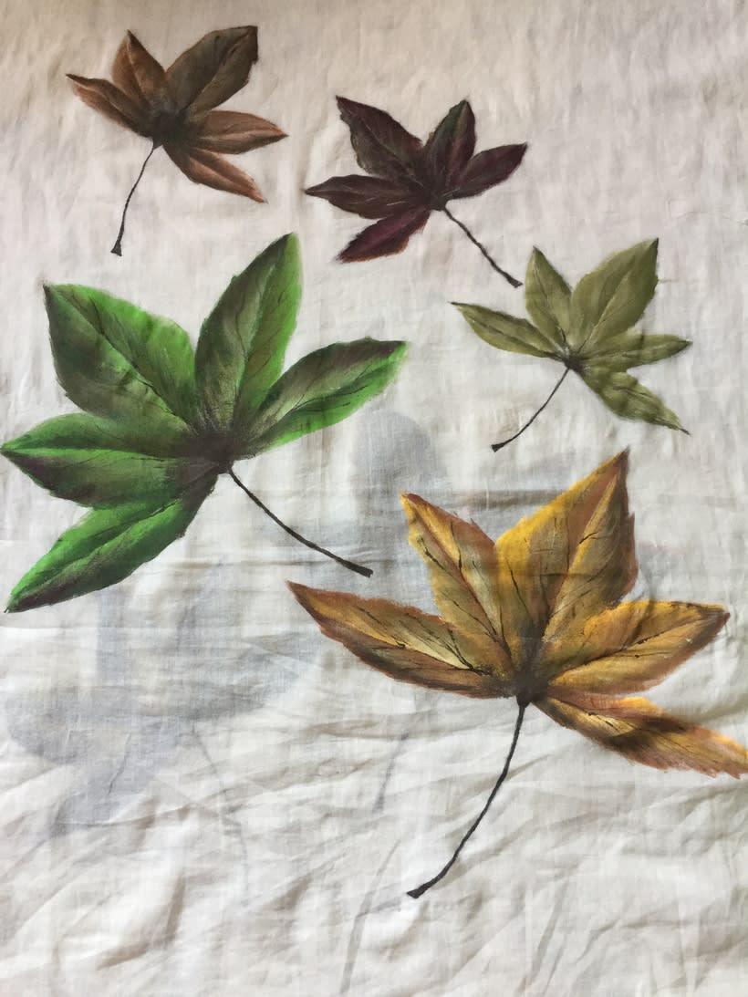 Pintura textil 7