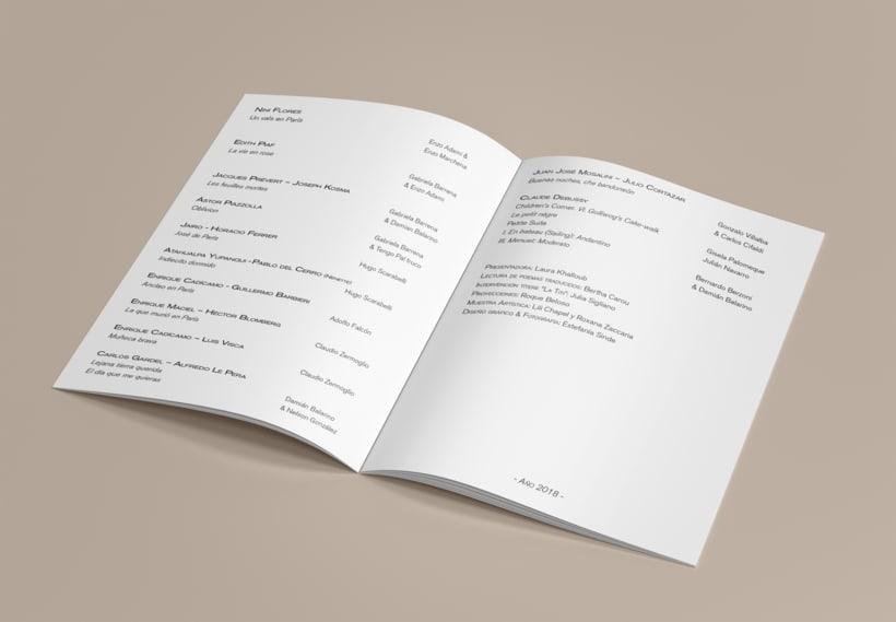 CLAUDE DEBUSSY ~ Le Grand Hommage / Diseño 4