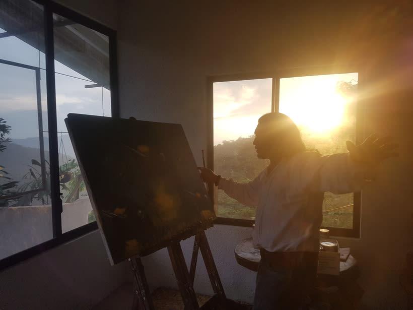 Pintor Ortega Maila-Taller Mashpi 25